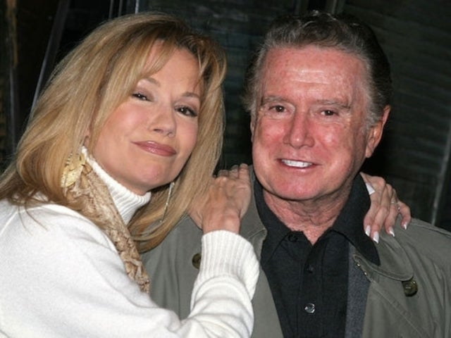 Kathie Lee Gifford Gets Sweet Message From Regis Philbin Before 'Today Show' Exit