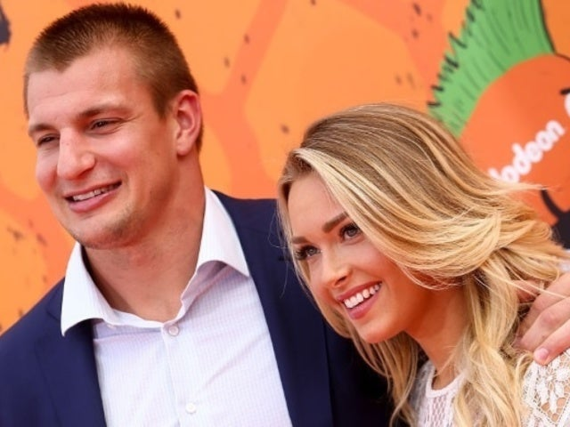 Rob Gronkowski's Girlfriend Camille Kostek Reacts to His Retirement