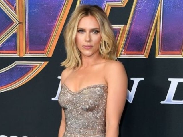 Scarlett Johansson Fans on Twitter Are Loving Her 'Avengers: Endgame' Red Carpet Outfit, Especially Those Rings