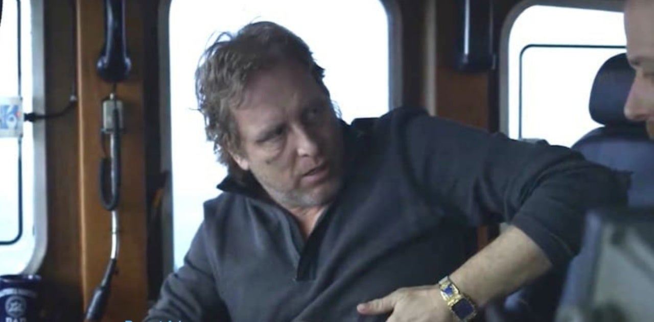 Deadliest Catch Captain Sig Hansen Reveals He Suffered