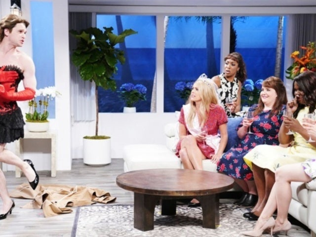 'SNL': Kit Harington Gets 'Naughty' in Racy, Sidesplitting Burlesque Sketch