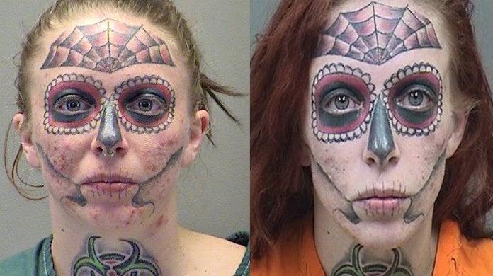 sugar_skull_face_tattoo_arrested
