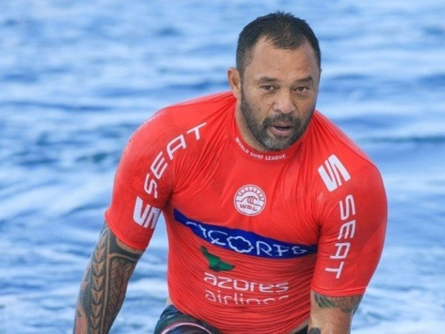 Sunny Garcia Fighting for His Life After Confirmed Suicide Attempt, Says World Surf League