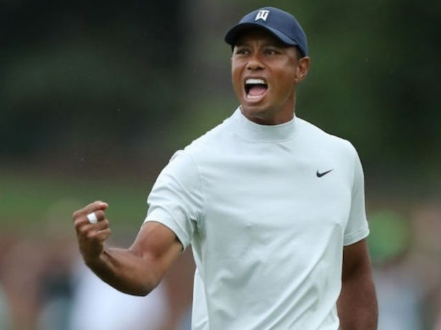 The Masters: Tiger Woods Got Congratulations From a Ton of Celebs