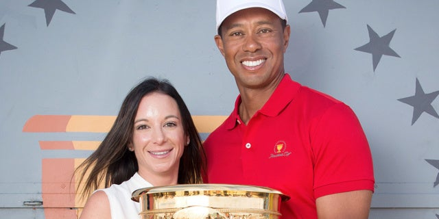 The Masters Tiger Woods Girlfriend Erica Herman Has The