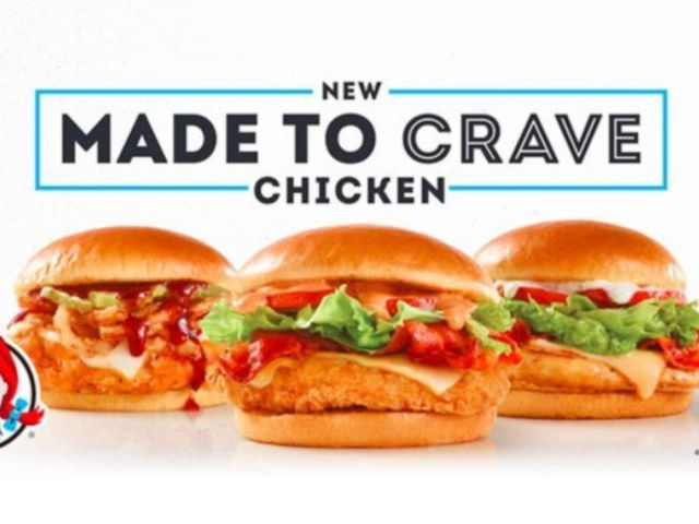Wendy's Reveals Three New Menu Items