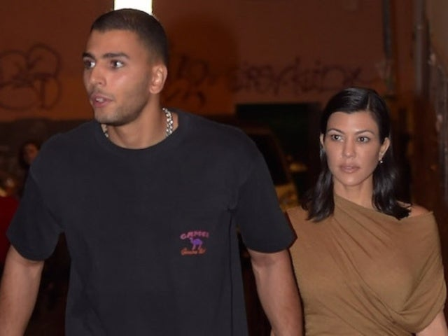 Kourtney Kardashian and Younes Bendjima Reportedly Not in a Relationship Despite Recent Photos