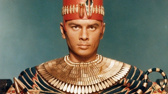yul brynner getty images