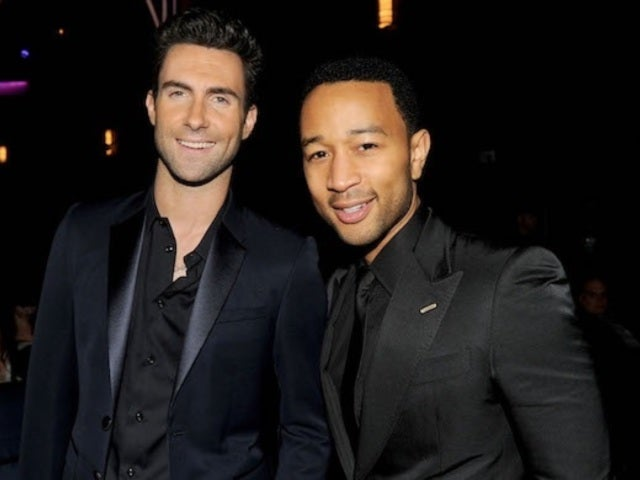 John Legend Suggests Adam Levine Was 'Ready' to Exit 'The Voice'