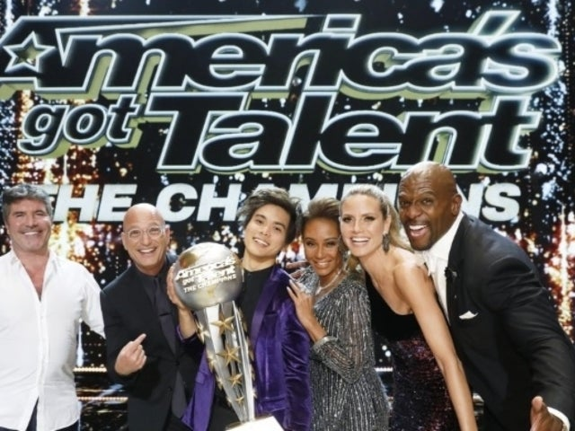 'America's Got Talent: The Champions' Renewed at NBC