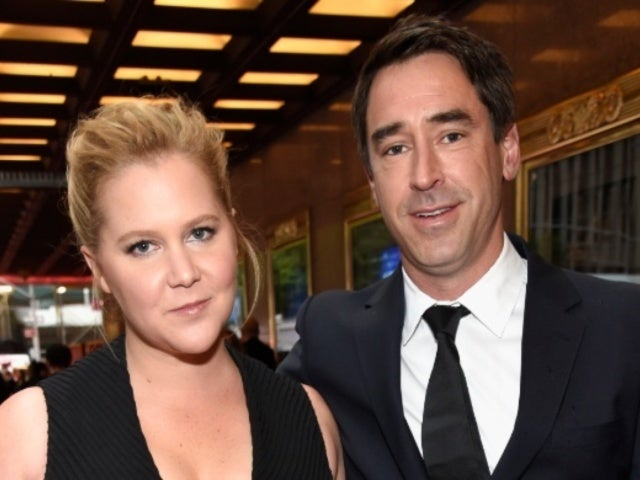 Amy Schumer Posts Baby Boy's Name in New Photo With Dad Chris Fischer