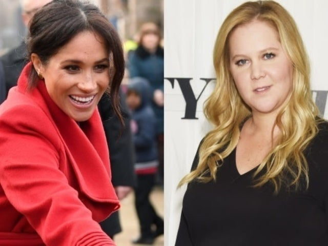 Amy Schumer's Baby Boy Was Actually Born Before Meghan Markle's, Despite Later Announcement