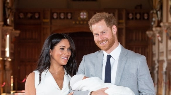 archie-harrison-royal-family-getty