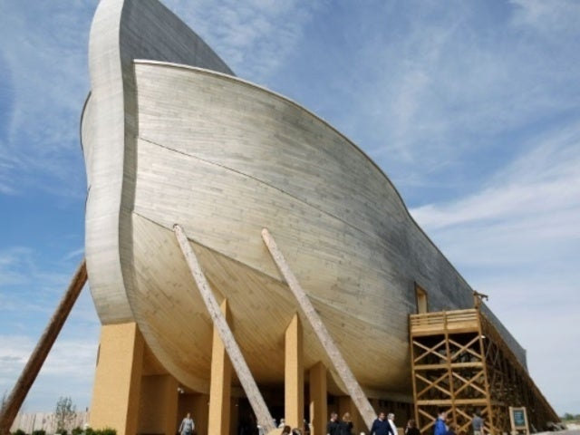Owner of Life-Size Replica of Noah's Ark Sue Over Rain Damage