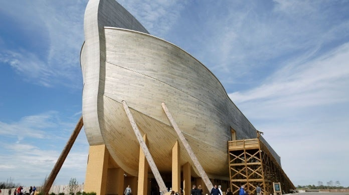 ark encounter getty images