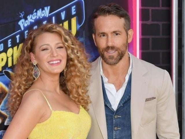 Blake Lively and Ryan Reynolds Have New York Breakfast Outing, Newborn Baby Girl Photo Revealed