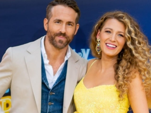 Blake Lively and Ryan Reynolds Fans Gush Over Couple's Red Carpet Pregnancy Reveal