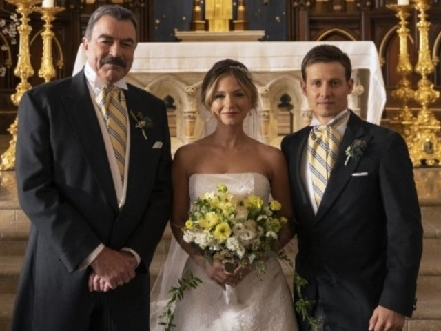 'Blue Bloods' Cast Goes Behind-the-Scenes of Jamie and Eddie's Wedding in New Video
