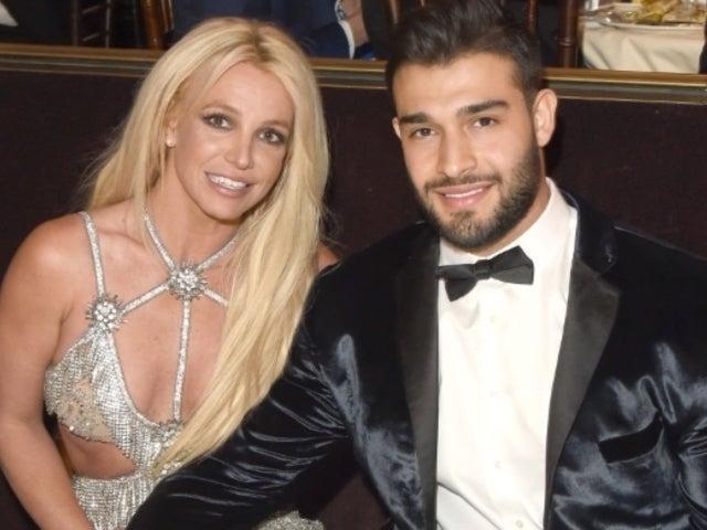 Britney Spears Caught Shopping With Boyfriend Sam Asghari in New Photos