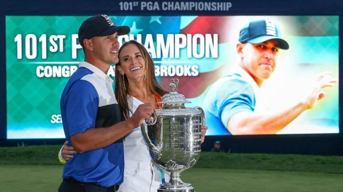 Brooks Koepka and Jena Sims-2