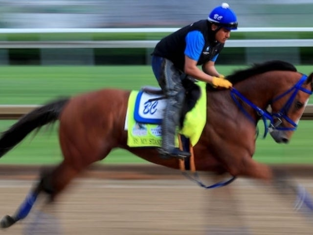 Kentucky Derby's Bad Weather and Rain Stirs Strong Reaction From Social Media
