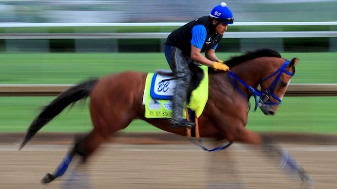 by-my-standards-kentucky-derby_getty-Tom Pennington : Staff