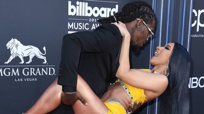 Cardi B and Offset-2