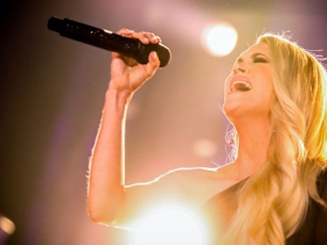 Carrie Underwood Reveals Her Favorite Part About Performing Live