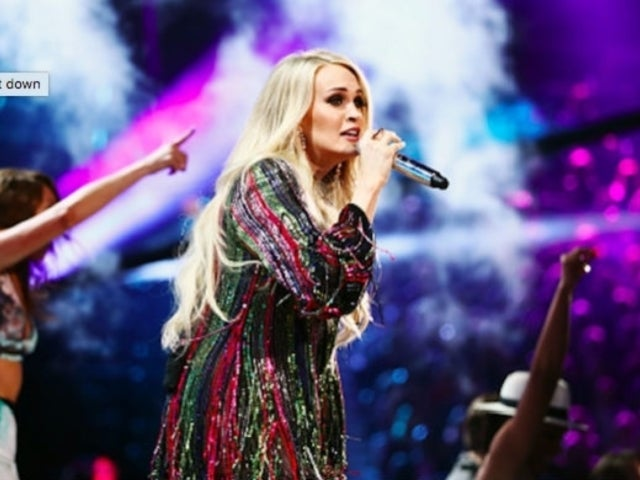 Carrie Underwood Wraps up Overseas Cry Pretty Tour 360 With London Show