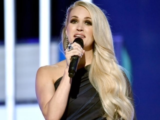 Carrie Underwood Reveals Son Jacob Is Learning About His Family's Canadian Roots During Her Tour