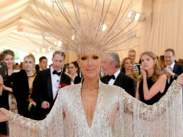 Met Gala: Celine Dion's Peacock-Inspired Crown Draws Strong Reaction
