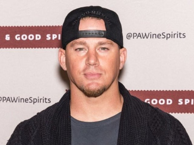 Channing Tatum Poses Fully Nude in Shower Photo for Girlfriend Jessie J