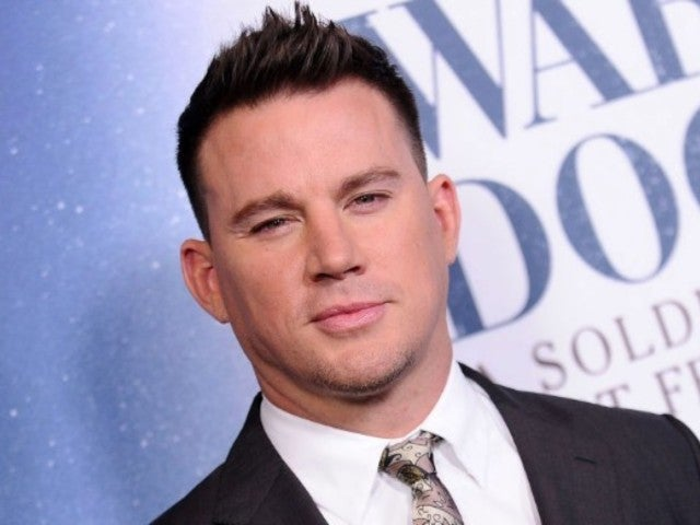 Channing Tatum Wants to Be Girlfriend Jessie J's 'Stress Snack'
