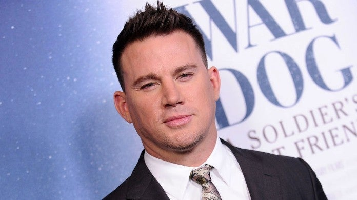 channing tatum Jason LaVeris