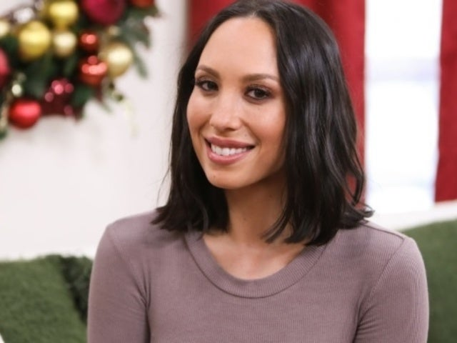 'DWTS' Pro Cheryl Burke's Bachelorette Party Cake Was Seriously NSFW
