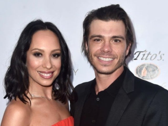 'DWTS' Fans Send Cheryl Burke Congratulations After She Marries Matthew Lawrence