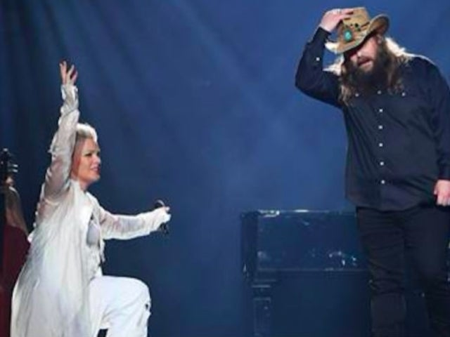 Watch Chris Stapleton Join Pink on Stage at Madison Square Garden Concert
