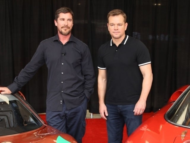 Indy 500: Matt Damon, Christian Bale Named Co-Honorary Starters