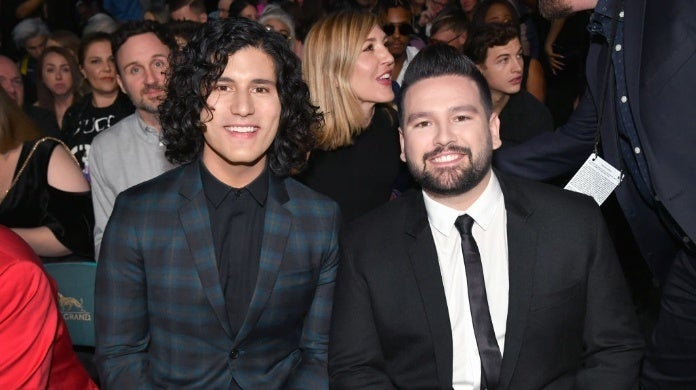 dan + shay billboard awards Getty _ Jeff Kravitz