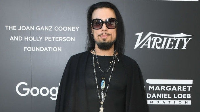 dave navarro getty images