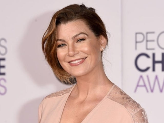 'Grey's Anatomy' Star Ellen Pompeo Reunites With Former Co-Star T.R. Knight Amid Justin Chambers Farewell