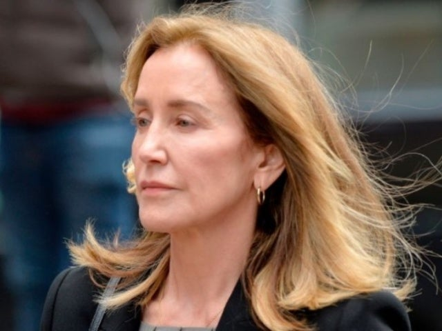 Felicity Huffman Prison Sentence Changed, Leaving Early
