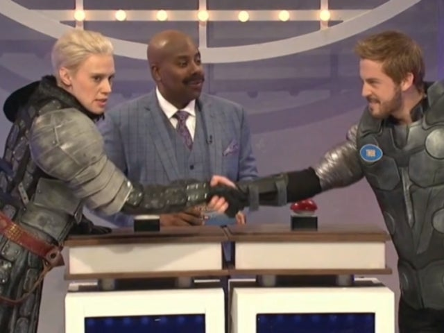 'SNL' Cold Open Parodies 'Celebrity Family Feud' With 'Game of Thrones' and 'Avengers'