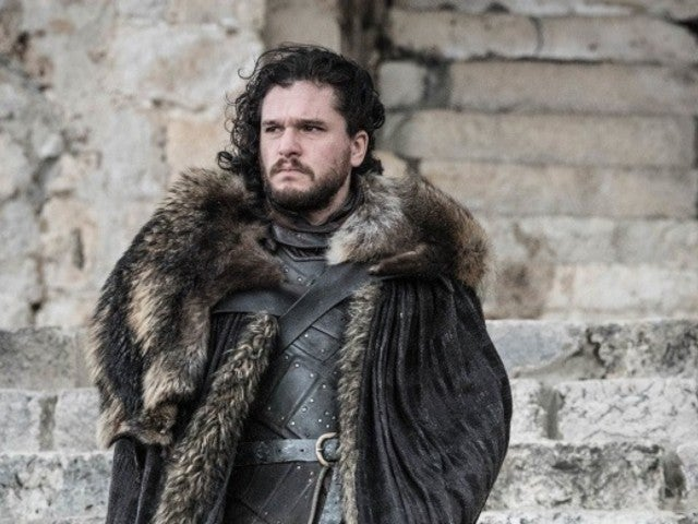 'Game of Thrones' Fans Are Getting Emotional Over Kit Harington's Finale Reaction in 'The Last Watch' Doc