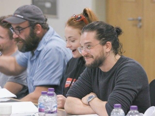 'Game of Thrones': Watch Kit Harington's Heartbreaking Reaction His Big Finale Scene