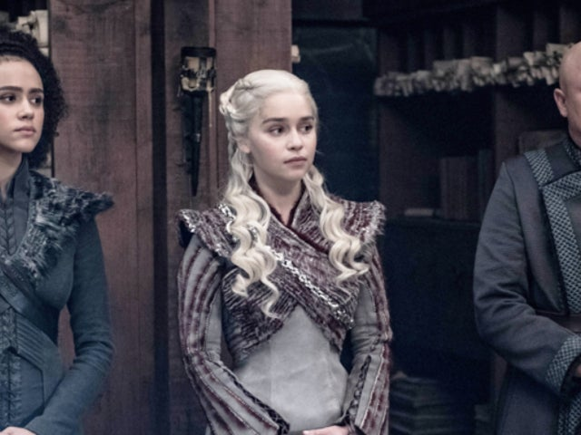 Emilia Clarke Reveals Who's Responsible for the 'Game of Thrones' Coffee Cup