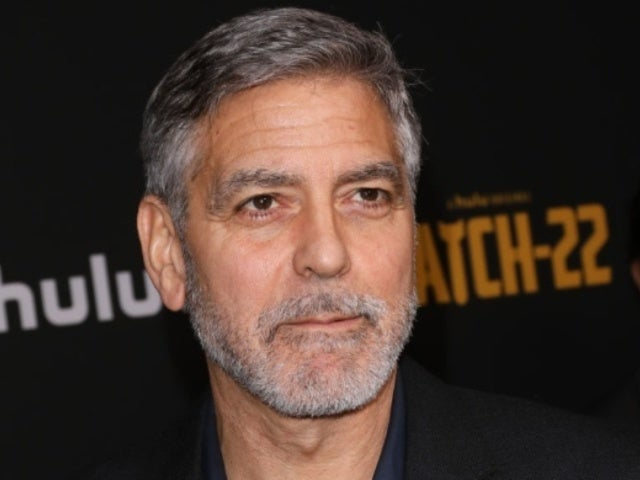 George Clooney Has Thoughts About Royal Baby's Name