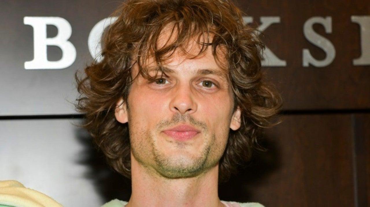 Criminal Minds' Fans Call out Matthew Gray Gubler's Bizarre