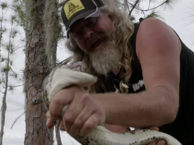 'Guardians of the Glades' Python Bounty Hunter Dusty Crum Teases Intense Season as Invasive Population Skyrockets (Exclusive)