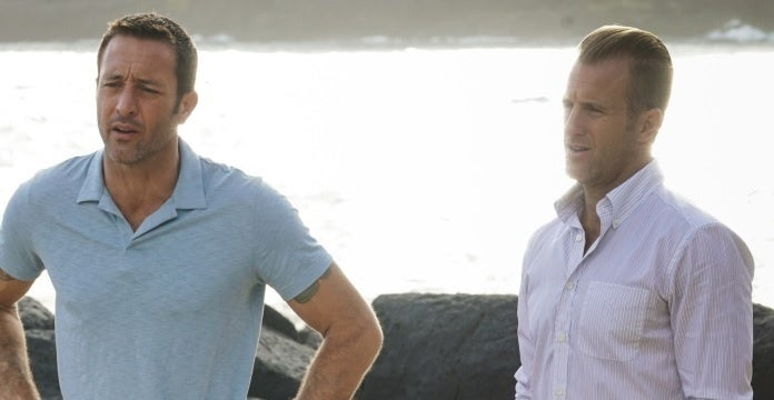 hawaii five 0 scott caan alex o'loughlin cbs